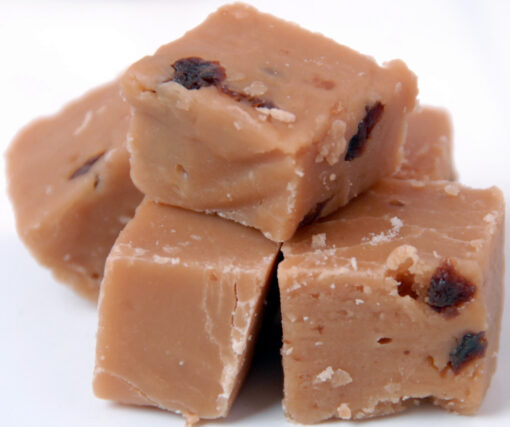 rum-raisin-fudge
